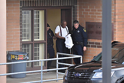 EXCLUSIVE: Disgraced comedian is transferred to prison as lengthy sentence begins. Bill Cosby Opens a New Window. went on a walk of shame while in handcuffs on Tuesday evening, leaving the Montgomery County Correctional Facility out a back door but RadarOnline.com snapped exclusive photos of the disgraced comedian. Sentenced to 3 to 10 years behind bars, Cosby was in cuffs as he exited the local jail bound for State Correctional Institute – Phoenix . Click through Radar's gallery to see Cosby handcuffed and led to the next stop in his incarceration. 26 Sep 2018 Pictured: Bill Cosby. Photo credit: AMI/MEGA TheMegaAgency.com +1 888 505 6342