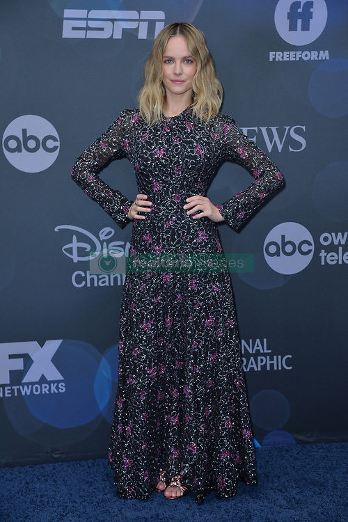 May 14, 2019 - New York, NY, USA - May 14, 2019  New York City..Allison Miller attending Walt Disney Television Upfront presentation party arrivals at Tavern on the Green on May 14, 2019 in New York City. (Credit Image: © Kristin Callahan/Ace Pictures via ZUMA Press)