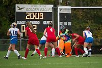 Field Hockey Gilford versus Laconia.  Karen Bobotas for the Laconia Daily Sun