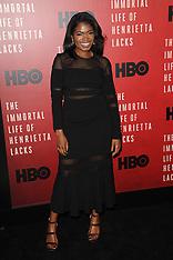 NY: The Immortal Life Of Henrietta Lacks premiere - 18 April 2017