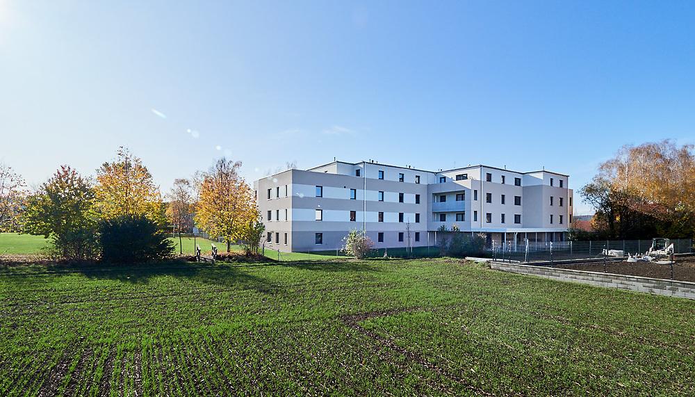 Architekt Litschauer: Rotes Kreuz Bezirksstelle Hollabrunn