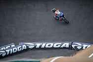 #75 (VAN BENTHEM Merle) NED at Round 3 of the 2020 UCI BMX Supercross World Cup in Bathurst, Australia.