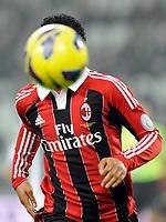 Urby Emanuelson ( Milan ).Torino 09/01/2013 Juventus Stadium.Trofeo Coppa Italia Tim Cup 2011/2012 .Football Calcio Juventus Milan.Foto Insidefoto Giorgio Perottino