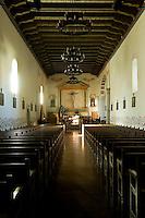 Chapel, Mission San Luis Obispo, California