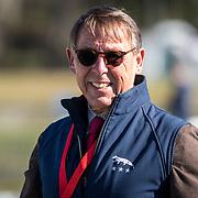 Wayne Quarles at the Red Hills International Horse Trials in Tallahassee, Florida.