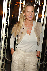 INDIA HICKS at a party to celebrate the publication of Top Tips For Girls by Kate Reardon held at Claridge's, Brook Street, London on 28th January 2008.<br />
