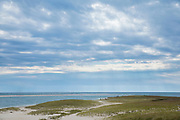Chatham beach and the Atlantic Ocean, Cape Cod New England, USA
