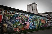 Murales in Milan