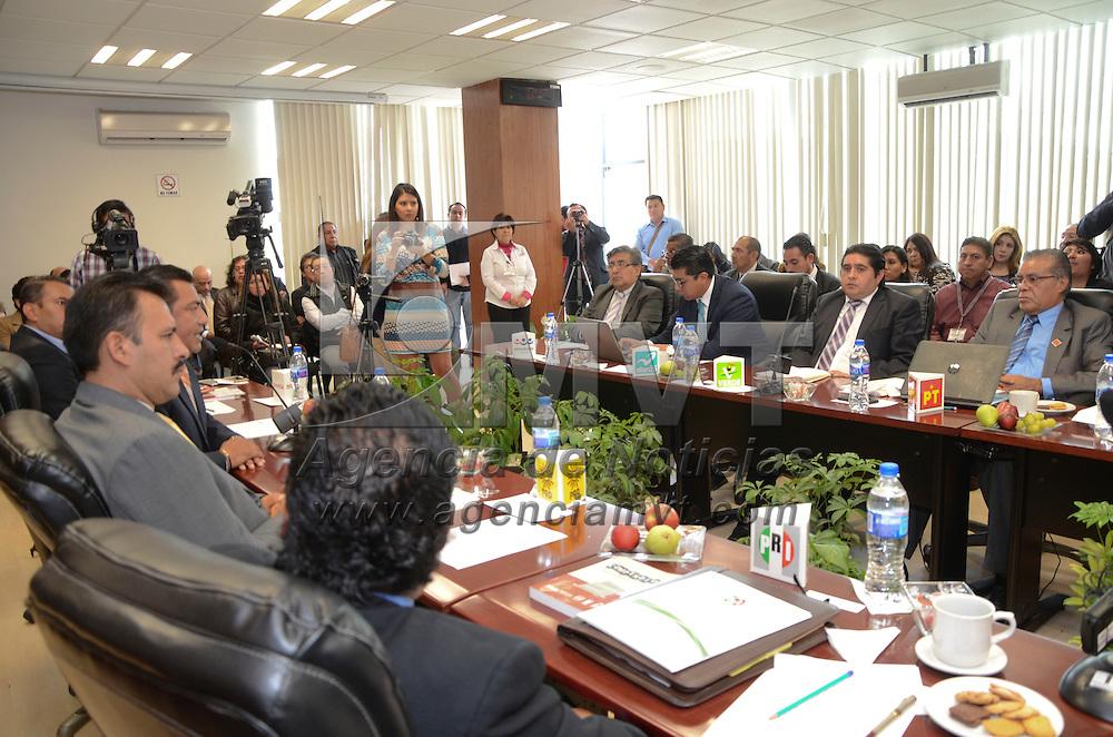 Toluca, México (Noviembre 04, 2016).-  Sesión Ordinaria de Instalación de este Consejo Local  del INE para el proceso electoral local 2016-2017.  Agencia MVT / José Hernández.