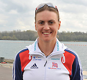 Caversham, Great Britain. GBR W2-, Heather TANNING.  2012 GB Rowing World Cup Team Announcement Wednesday  04/04/2012  [Mandatory Credit; Peter Spurrier/Intersport-images]