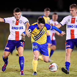 28th August 2019 - FFA Cup Round of 16: Brisbane Strikers v Manly United