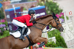 Ehning Marcus, GER, Pret A Tout<br /> World Equestrian Games - Tryon 2018<br /> © Dirk Caremans<br /> 19/09/2018