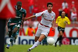 Danny Moraes em lance da partida entre as equipes do Inter x Juventude, realizada no Estadio Beira Rio, em Porto Alegre, válida pela final do Campeonato Gaúcho 2008. FOTO: Jefferson Bernardes/Preview.com