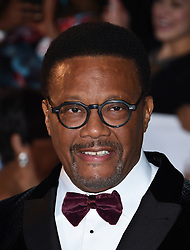 Annie Ilonzeh at the 49th NAACP Image Awards held at the Pasadena Civic Auditorium on January 15, 2018 in Pasadena, CA ©TArroyo/AFF-USA.com. 15 Jan 2018 Pictured: Judge Greg Mathis. Photo credit: MEGA TheMegaAgency.com +1 888 505 6342