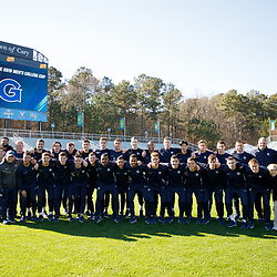 2019-12-12 Georgetown at NCAA College Cup - Media Day