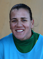 Fifa Womans World Cup Canada 2015 - Preview //<br /> Algarve Cup 2015 Tournament ( Municipal Stadium - Albufeira , Portugal ) - <br /> Brazil vs China 0-0 -  Andreia Suntaque of Brazil