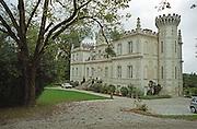 Chateau du Grand Moueys, Premieres Cotes de Bordeaux, France.