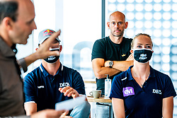 Wilco Nijland, director Sportworx during press conference King of the Court Utrecht on 9 september 2020 in Utrecht.