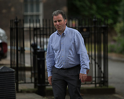 © Licensed to London News Pictures . 05/07/2016 . London , UK . OLIVER LETWIN on Downing Street , London . Photo credit: Joel Goodman/LNP