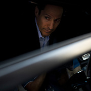 Dr. Thomas R. Frieden leaves Brooklyn Criminal Court in Brooklyn, New York on Friday, August 24, 2018. Dr. Thomas R. Frieden, who ran the Centers for Disease Control and Prevention for eight years under President Obama, was arrested in Brooklyn on Friday morning on a sex abuse charge after an incident in October 2017, the police said. John Taggart for The New York Times
