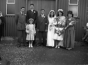 3/8/1952<br /> 8/3/1952<br /> 3 August 1952<br /> <br /> Malady and McKeever Wedding at Donnycarney Church