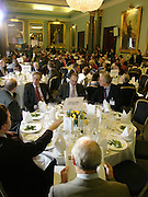 Political Studies Association Awards 2004. Institute of Directors, Pall Mall. London SW1. 30 November 2004.  ONE TIME USE ONLY - DO NOT ARCHIVE  © Copyright Photograph by Dafydd Jones 66 Stockwell Park Rd. London SW9 0DA Tel 020 7733 0108 www.dafjones.com