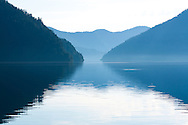 Early morning on Lake Crescent - Olympic National Park, WA