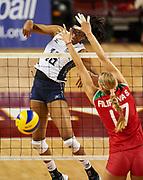 USA Volleyball Magazine- 2012 USA Women's National Team versus Bulgaria, Galen Center, USC, Los Angeles, CA.<br /> 120716_USAVB_0029.NEF<br /> July 16th, 2012<br /> <br /> Copyright  Don Liebig