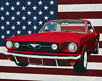 As you know, GT stands for Grand Tourisme and several car brands have a version of it; but Ford built the most legendary model on the market in the 1960s with the Ford Mustang GT. So you can find a 1964 Ford Mustang GT second hand at an affordable price and if you restore it perfectly, if necessary, you can enjoy it for years to come.<br />