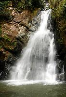 Waterfall in El Yunque, Puerto Rico