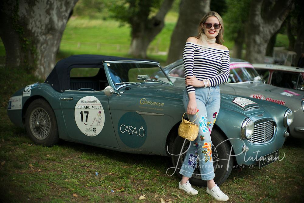 Rallye Des Princesses stills