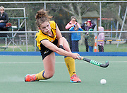 VANTAGE U18 ASSOCIATION GIRLS HOCKEY DAY 1<br /> HOROWHEUNUA V TARANAKI<br /> FITZHERBERT AVE<br /> Photo by Kevin Clarke CMG SPORT ACTION IMAGES<br /> ©cmgsport2018