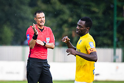 during football match between NŠ Mura and Bravo in 2nd Round of Prva liga Telekom Slovenije 2019/20, on July 21, 2019 in Fazanerija, Murska Sobota, Slovenia. Photo by Blaž Weindorfer / Sportida