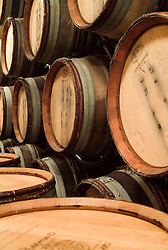 Wine Barrels and casks