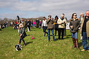 Heythrop Point to Point, Cocklebarrow, 2 April 2017.