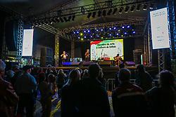 Esteio, 26.08.2019 - Renato Borghetti durante apresentação na 42a Expointer, realizada no Parque de Exposições Assis Brasil, Rio Grande do Sul.<br /> Foto Gustavo Granata/Agência Preview