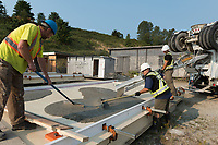 NZ Builders of Victoria, BC constructs Concrete Insulated Panels for homes and other residential structures.