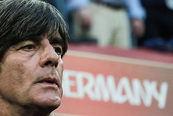 July 2, 2017 - Saint Petersburg, Russia - Germany coach Joachim Löw reacts during the 2017 FIFA Confederations Cup final match between Chile and Germany at Saint Petersburg Stadium on July 02, 2017 in St. Petersburg, Russia. (Credit Image: © Igor Russak/NurPhoto via ZUMA Press)