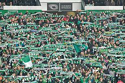 05.11.2011, Weser Stadion, Bremen, GER, 1.FBL, Werder Bremen vs 1.FC Köln, im Bild Fans in der Ostkurve // during the match GER, 1.FBL, Werder Bremen vs 1.FC Koeln on 2011/11/05, 12. matchday, Weser Stadion, Bremen, Germany. EXPA Pictures © 2011, PhotoCredit: EXPA/ nph/  Gumz       ****** out of GER / CRO  / BEL ******