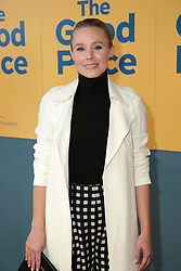 June 20, 2018 - Los Angeles, California, USA - 6/19/18.Kristen Bell at the Universal Television Network For Your Consideration Event for ''The Good Place'' held at the UCB Sunset Theatre in Los Angeles, CA. (Credit Image: © Starmax/Newscom via ZUMA Press)