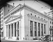 First National Bank Building, SW 5th & Stark. April 19, 1950