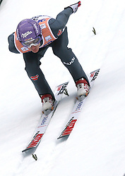 Martin Schmitt (GER) at Flying Hill Individual in 2nd day of 32nd World Cup Competition of FIS World Cup Ski Jumping Final in Planica, Slovenia, on March 20, 2009. (Photo by Vid Ponikvar / Sportida)