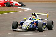 Zane Maloney(BAR) Carlin Motorsport during the FIA Formula 4 British Championship at Knockhill Racing Circuit, Dunfermline, Scotland on 15 September 2019.