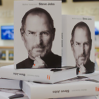 Steve Jobs book premier in Budapest