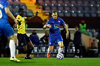Ryan Croasdale. Stockport County 3-1 Guiseley AFC. Buildbase FA Trophy. 19.12.20