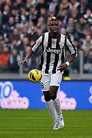 Paul Pogba Juventus.Calcio Juventus vs Sampdoria.Serie A - Torino 06/1/2013 Juventus Stadium .Football Calcio 2012/2013.Foto Federico Tardito Insidefoto