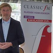 NLD/Amsterdam/20140525 - Classic FM Station onganiseert Luisterboeken Lounge Live , Michael Pilarczyk
