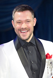 Will Young attending the West End launch of Strictly Ballroom The Musical, at CafŽe de Paris, London
