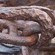 Hook and Chain detail