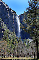 Yosemite National Park, California, USA, waterfall, parkland, 201304181579<br />